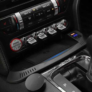 Autosonus Wireless Charging Pad for Ford Mustang