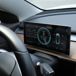 Tesla Model 3 Dashboard Display 19